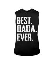 New - Best Dada Ever Sleeveless Tee thumbnail