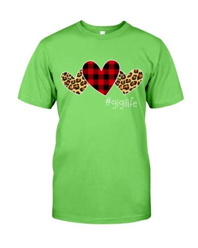 Love Gigi Life - 3 Heart