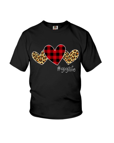 Love Gigi Life - 3 Heart