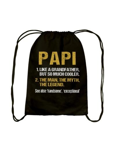 Papi cooler grandfather - Back D