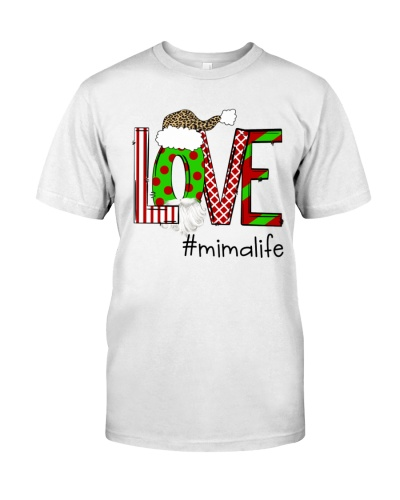 Love Mima Life - Christmas