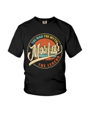 Morfar - The Man - The Myth Youth T-Shirt thumbnail