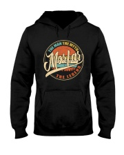 Morfar - The Man - The Myth Hooded Sweatshirt thumbnail