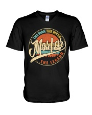 Morfar - The Man - The Myth V-Neck T-Shirt thumbnail