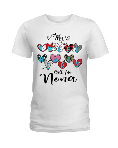 My Sweet hearts call me Nona