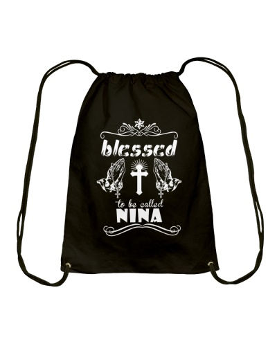 Blessed to be called nina  prays