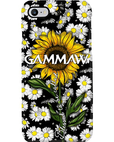 Blessed to be called Gammaw - Sunflower art