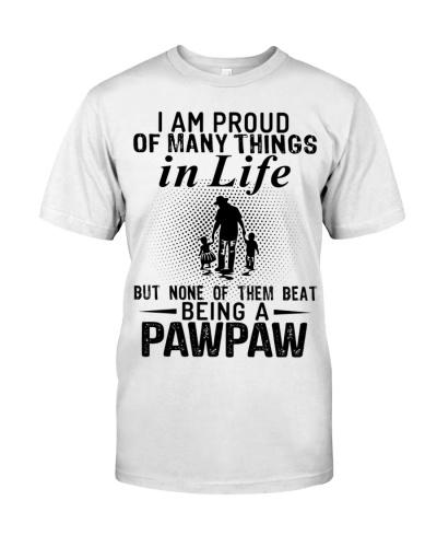 I am proud of pawpaw