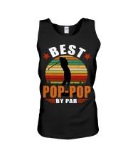 Best Pop-Pop By Par Unisex Tank thumbnail