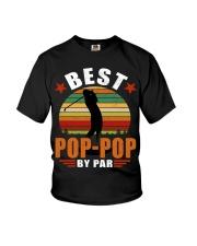 Best Pop-Pop By Par Youth T-Shirt thumbnail