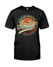 Big Papa - The Man - The Myth Classic T-Shirt front