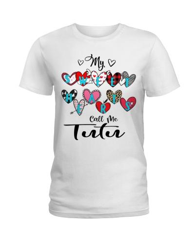 My Sweet hearts call me Tutu