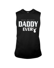 Best buckin' Daddy ever RV1 Sleeveless Tee thumbnail