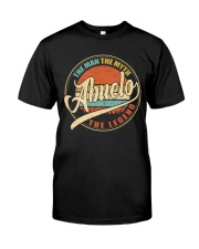 Abuelo - The Man - The Myth Premium Fit Mens Tee thumbnail