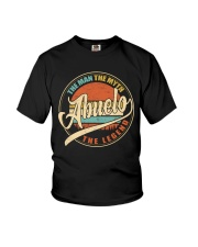 Abuelo - The Man - The Myth Youth T-Shirt thumbnail