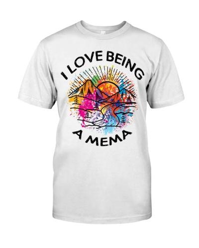 I love being A MEMA-H