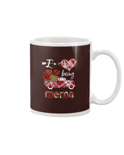 I Love Being mema - A1
