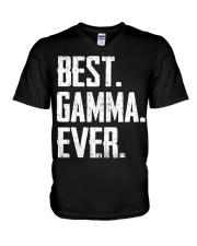 New - Best Gamma Ever V-Neck T-Shirt thumbnail