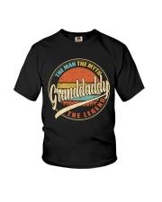 Granddaddy - The Man - The Myth Youth T-Shirt thumbnail