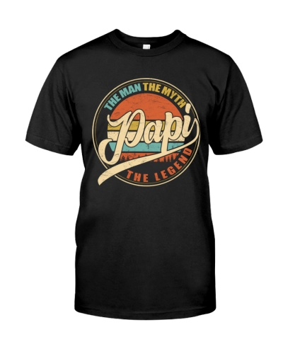 Papi - The Man - The Myth