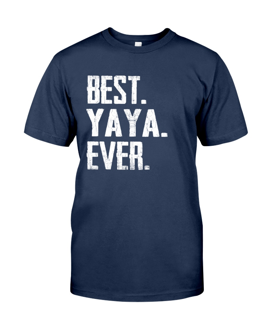 Best YaYa Ever - V1 Classic T-Shirt