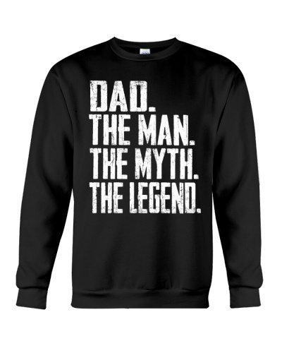 Dad- The Man - The Myth - V2