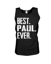 New - Best Paul Ever Unisex Tank thumbnail