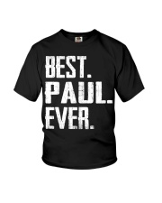 New - Best Paul Ever Youth T-Shirt thumbnail
