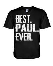 New - Best Paul Ever V-Neck T-Shirt thumbnail