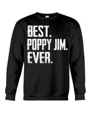 New - Best Poppy Jim Ever Crewneck Sweatshirt thumbnail