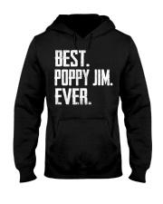 New - Best Poppy Jim Ever Hooded Sweatshirt thumbnail