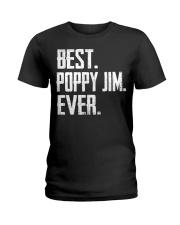 New - Best Poppy Jim Ever Ladies T-Shirt thumbnail