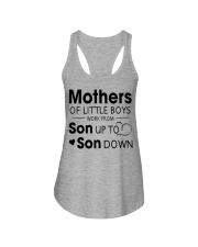 Mother and son Ladies Flowy Tank thumbnail