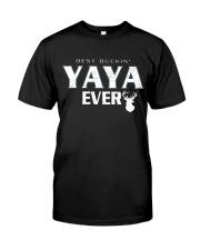 Best buckin' YaYa ever RV1 Classic T-Shirt tile