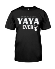 Best buckin' YaYa ever RV1 Premium Fit Mens Tee thumbnail
