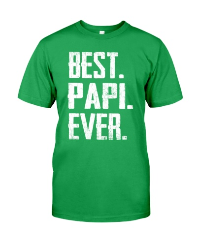 New - Best Papi Ever - RV5