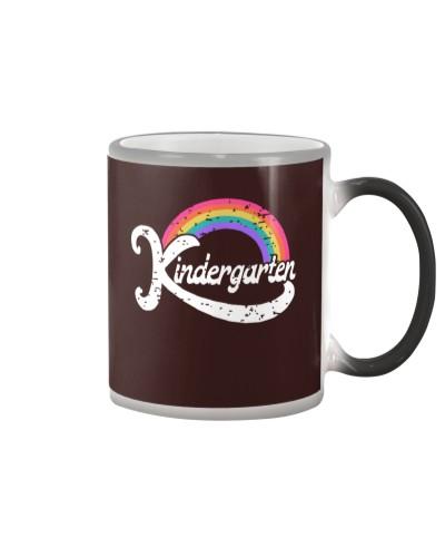 Kindergarten - Rainbow - art