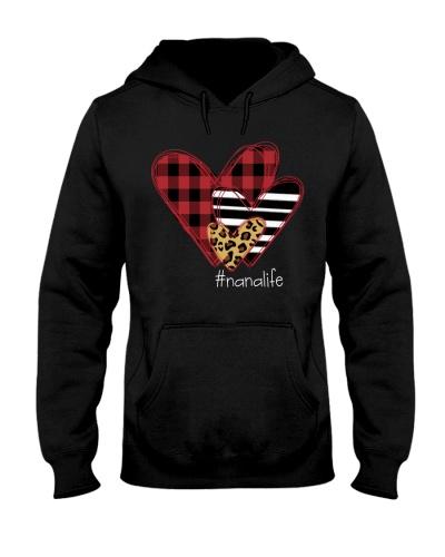 Love nana life - three heart