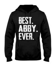New - Best Abby Ever Hooded Sweatshirt thumbnail