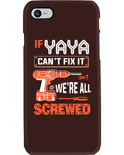 Yaya can't fix it we're all Screwed