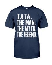 Tata - The Man - The Myth - V2- Classic T-Shirt front