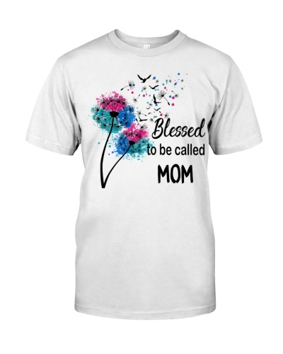 Blessed to be called mom-F