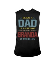 Being a Granda is priceless Sleeveless Tee thumbnail