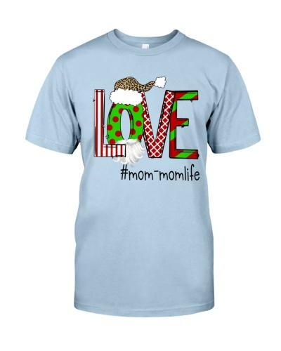 Love Mom-Mom Life - Christmas