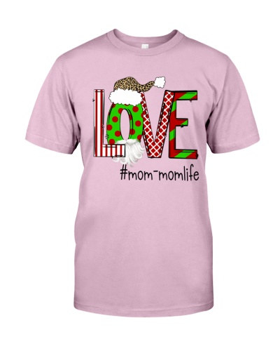 Love Mom-Mom Life - Christmas