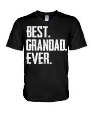 New - Best Grandad Ever V-Neck T-Shirt thumbnail