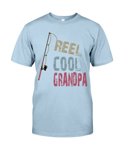 Reel cool grandpa black
