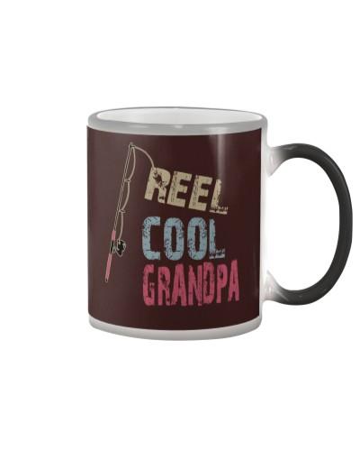 Reel cool grandpa black