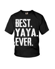 New - Best YaYa Ever Youth T-Shirt thumbnail