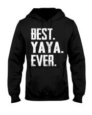 New - Best YaYa Ever Hooded Sweatshirt thumbnail